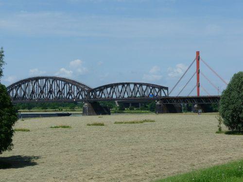 bridge railway bridge arch bridge