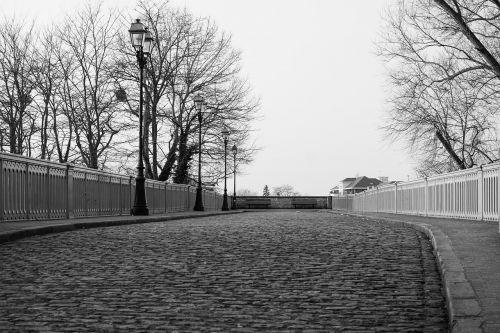 bridge pavement former