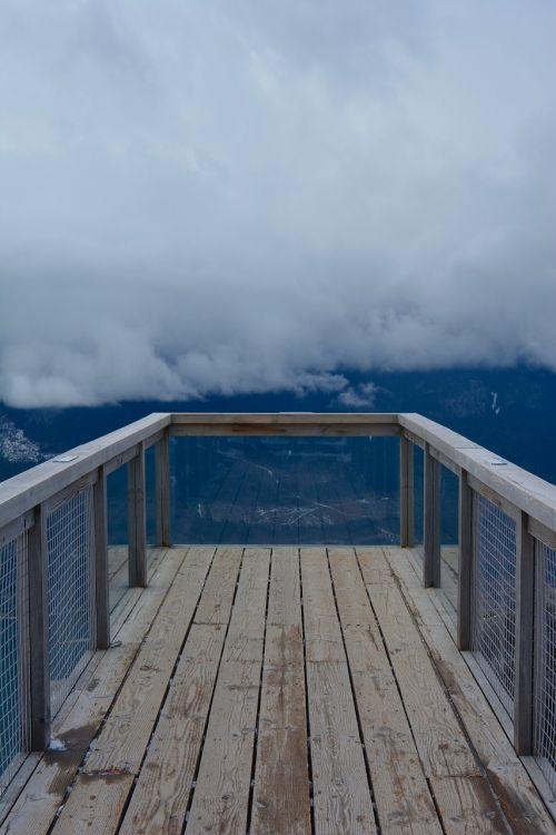 bridge ledge water