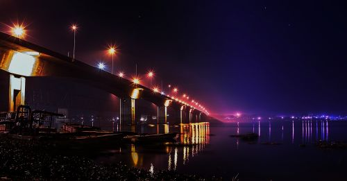 bridge night photography voyrob