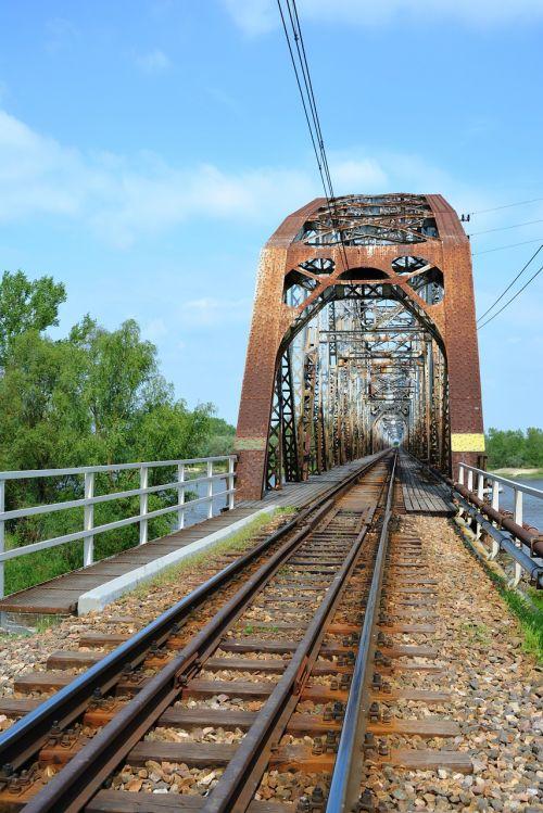 bridge railway bridge railway