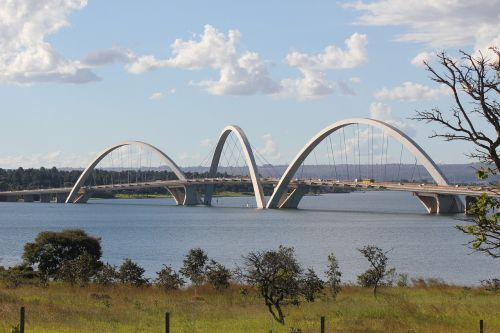 bridge brasilia brazil