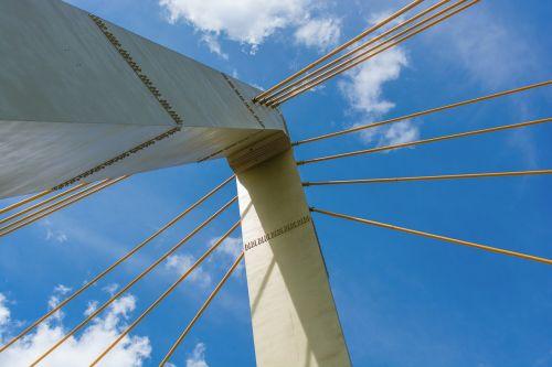 bridge pylon millenium