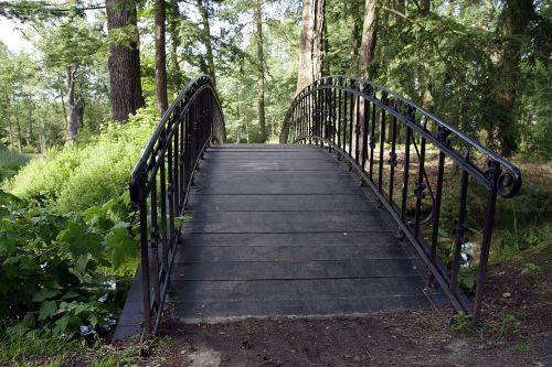 bridge footbridge romantic