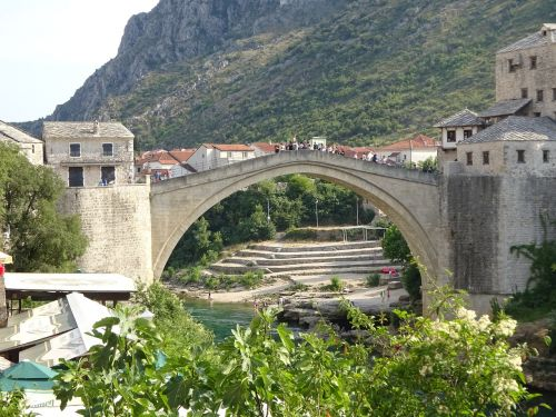 bridge mostar old bridge