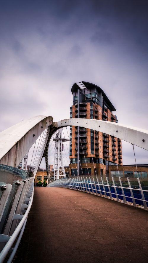 bridge urban city