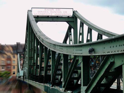 bridge iron main