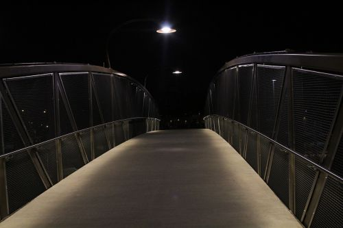 bridge pathway light