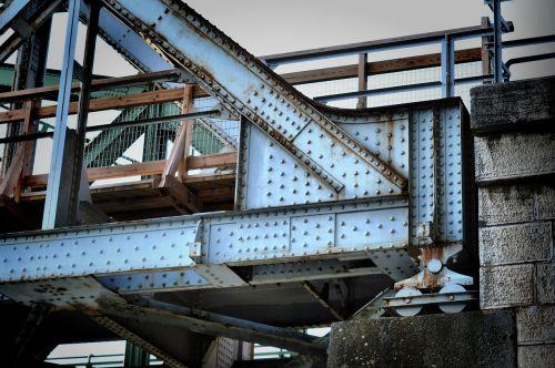 bridge steel rivet