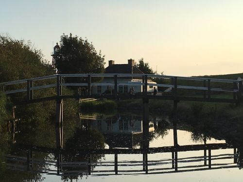 bridge netherlands friesland