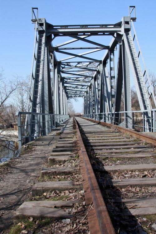 bridge rails trains