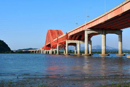 bridge korea republic of korea
