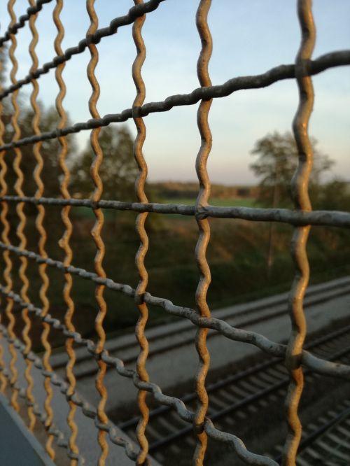 bridge trellis tracks
