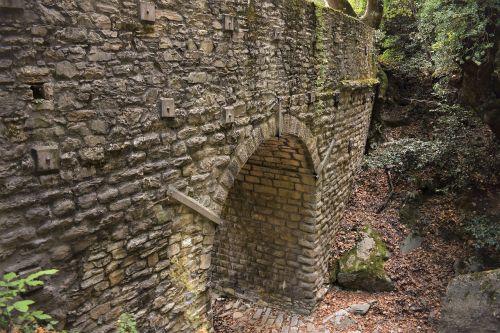 tiltas,senas,akmuo,architektūra,milies,Graikija