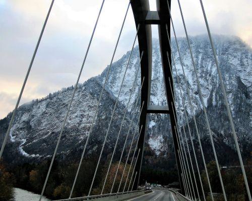 bridge rope steel