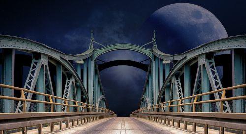 bridge mars space