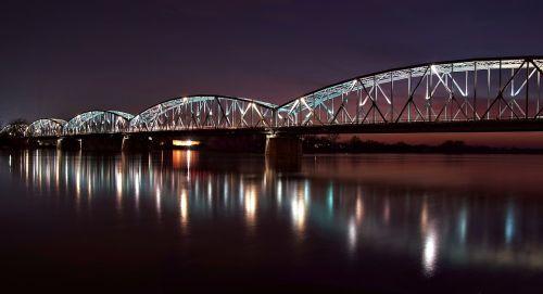 bridge toruń wisla