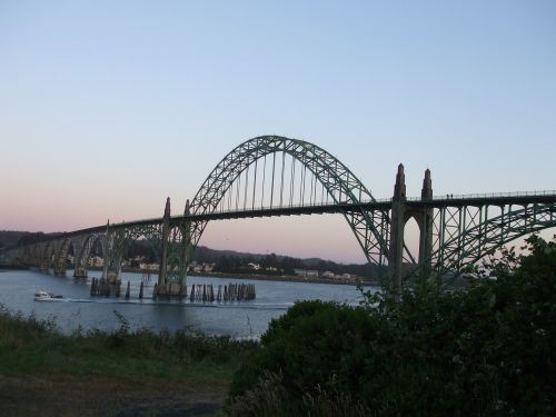 bridge arch bay
