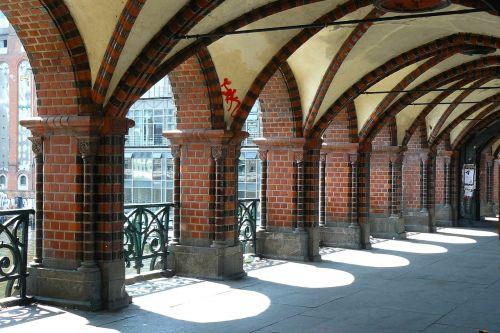 bridge architecture arches