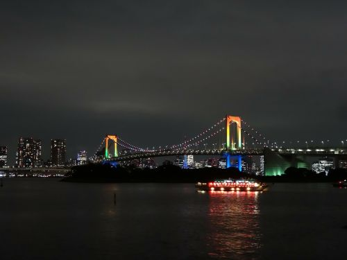 bridge japan coast