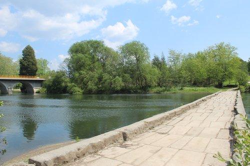 bridge  rio  nature