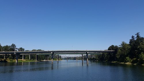 bridge  oregon  willamette
