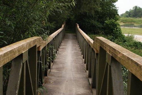 bridge  transition  footbridge
