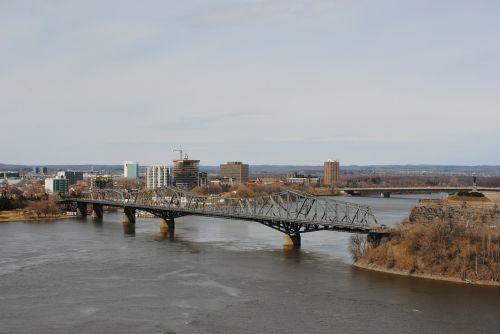 bridge ottawa river