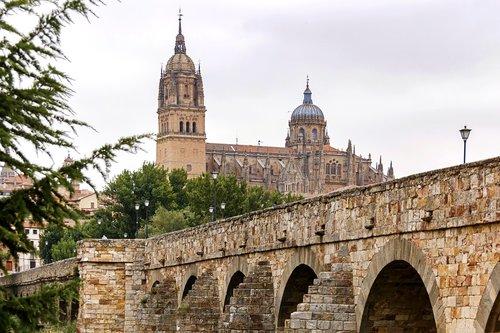 bridge  cathedral  architecture