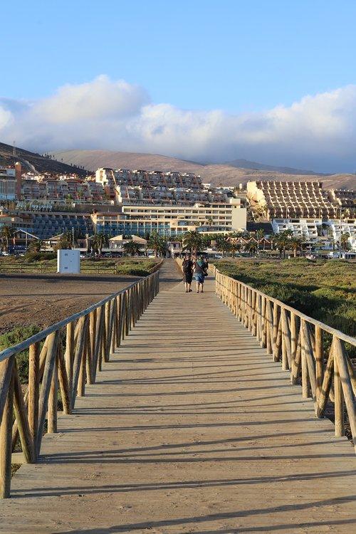 bridge  beach  views