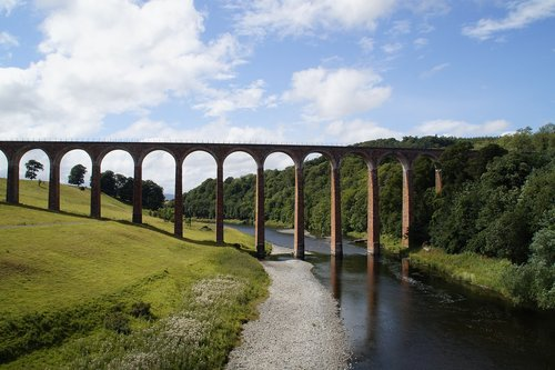 bridge  viaduct  scotland