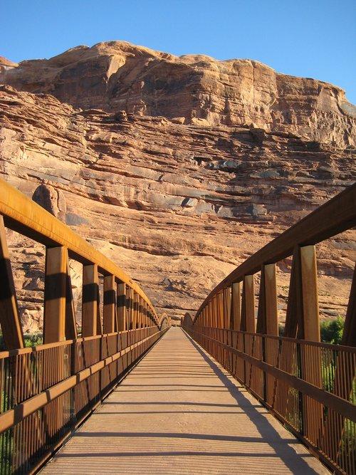 bridge  moab  coloradoriver