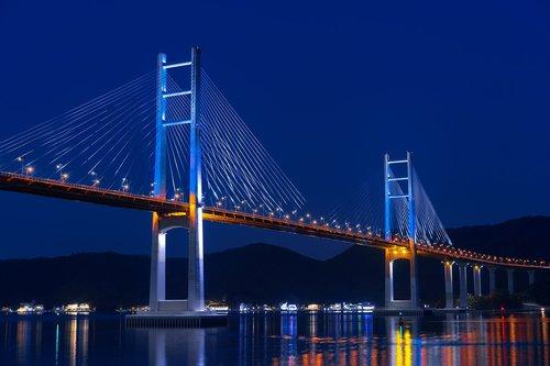 bridge  pier  cable-stayed bridge