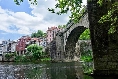 bridge  span  arch