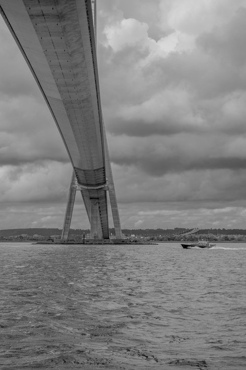 bridge  normandy bridge  normandy