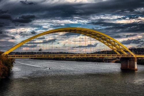 bridge  cincinnati  ohio