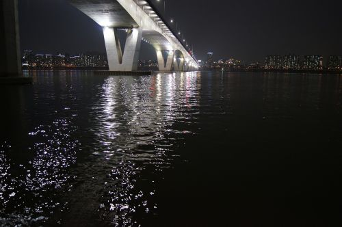 bridge republic of korea korea