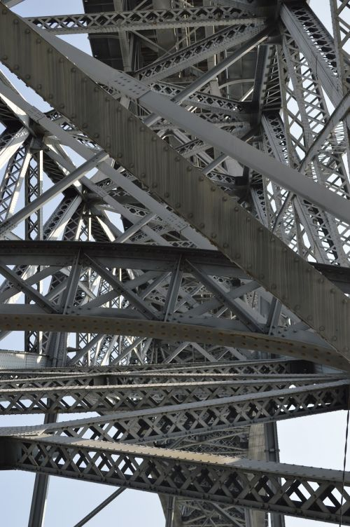 bridge tubing lines