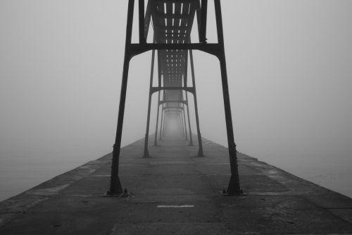 bridge pier jetty