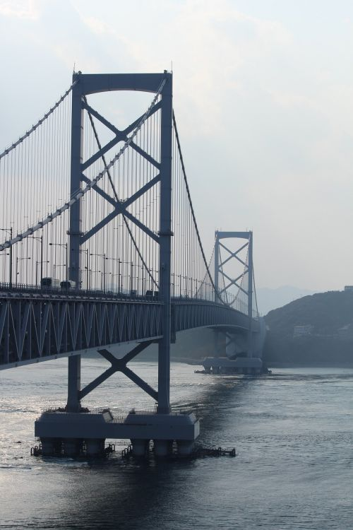bridge sea views