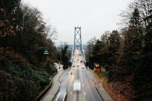 bridge highway traffic