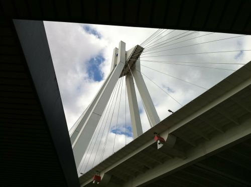 bridge architecture steel