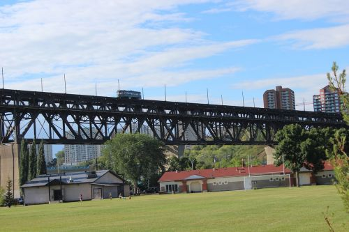 bridge edmonton alberta