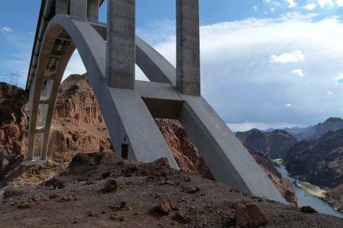 bridge span concrete