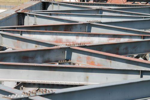 bridge iron metal