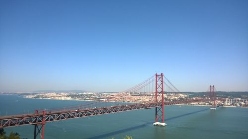 bridge bridge april 25 lisbon