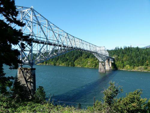bridge of the god oregon usa