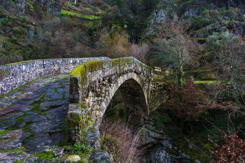 bridges mountains rio