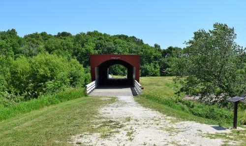 bridges of madison county bridge in iowa covered