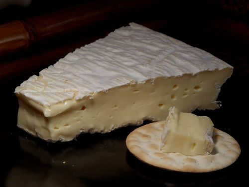 brie de meux cheese milk product